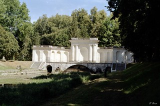 Le Nymphée du château de Tanlay