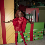 Honey in Santa Monica and Grove Xmas-321