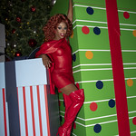 Honey in Santa Monica and Grove Xmas-354