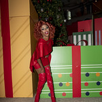 Honey in Santa Monica and Grove Xmas-329