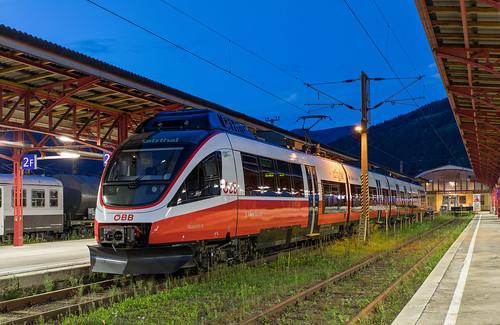 ÖBB Cityjet 4024 045 Selzthal