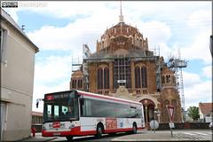 Heuliez Bus GX 337 – TPC (Transports Publics du Choletais) / CholetBus n°51