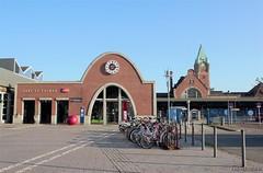 Hauptbahnhof Westseite
