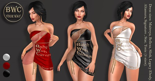 New Sexy Dress Gift Now Available at BWC!!