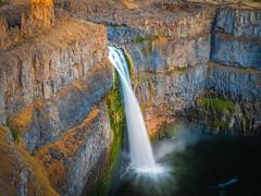 Palouse Falls Sunset: The Palouse GFX100 Fine Art Landscape Nature Photography Washington State! Elliot McGucken Master Medium Format Landscape Photography Fuji GFX 100 & FUJIFILM FUJINON GF LM WR Lens !