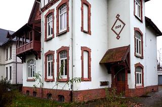 Häuser in Verden