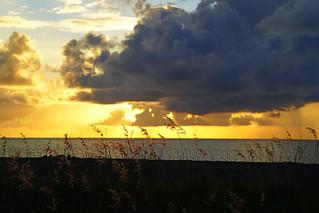 Magic of Nevisian sunset, St Kitts & Nevis