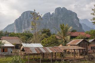 Village - Laos 2011