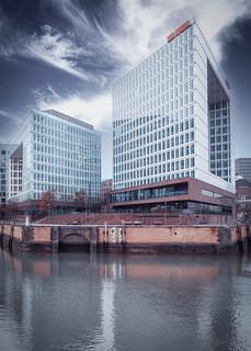 Spiegel Gebäude Ericusspitze