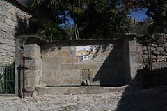 Fonte Barbosa em Linhares da Beira, Celorico da Beira