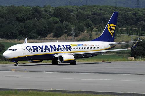 Ryanair (Gdansk) B737-8AS EI-DCH GRO 16/08/2020
