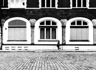 Streets of cobblestone