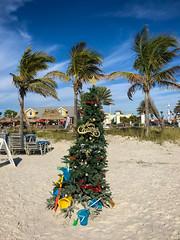 Noël sur la plage