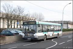 Renault Agora S – RATP (Régie Autonome des Transports Parisiens) / STIF (Syndicat des Transports d'Île-de-France) n°2536