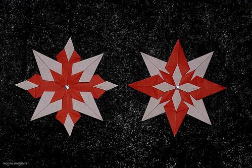 Origami Star-Flower