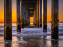 La Jolla Scripps Pier Southern California Fine Art Fuji GFX100 Landscape Photography! Ocean Art Seascape!  Elliot McGucken Master Medium Format Landscape Photography Fuji GFX 100 & FUJIFILM FUJINON GF LM WR Lens !