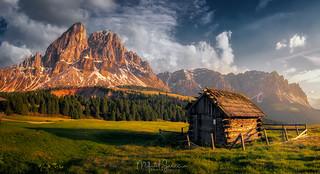 Sass de Putia (Bolzano)