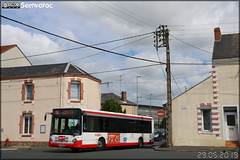 Heuliez Bus GX 337 – TPC (Transports Publics du Choletais) / CholetBus n°47