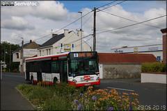 Heuliez Bus GX 337 – TPC (Transports Publics du Choletais) / CholetBus n°43