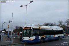 Heuliez Bus GX 317 GNV – Tisséo n°0524