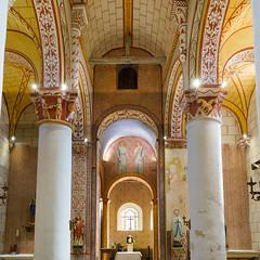 3490 Eglise Saint-Gervais et Saint-Protais de Civaux