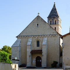 3495 Eglise Saint-Gervais et Saint-Protais de Civaux