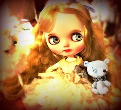 Nilla Wafer - Sparkle Eyes Studio Custom