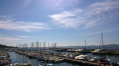 Port de Carqueiranne.