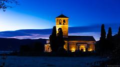 Saint Just de Valcabère, au lever du jour