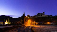 Saint Bertrand de Comminges au petit matin - 1