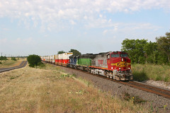 BNSF 782 - Ponder TX