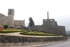 Paço dos Condes de Barcelos (Ruínas) e Cruzeiro do Senhor do Galo, Barcelos