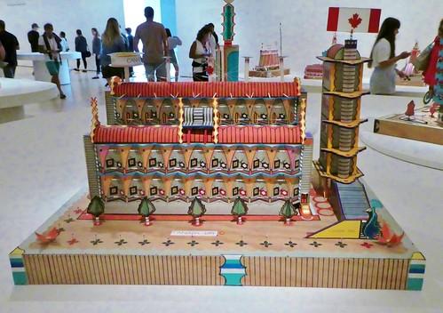 MoMA - Kingelez Exhibit