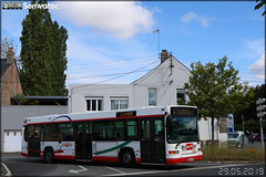 Heuliez Bus GX 317 – TPC (Transports Publics du Choletais) / CholetBus n°76