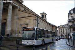 Mercedes-Benz Citaro – Véolia Transport – Établissement de Montesson les Rabaux / STIF (Syndicat des Transports d'Île-de-France) n°1054