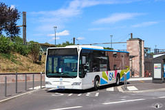 iSibus / Mercedes-Benz Citaro K n°109035 - Photo of Kirrberg