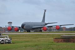 RAF Mildenhall. 29-08-2020
