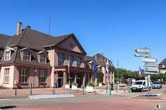 Gare de Sarrebourg - Place de la Gare