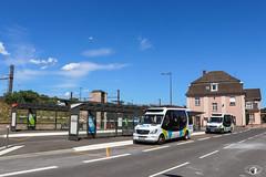 iSibus / Dietrich City 23 n°182067 et Dietrich City 23 n°172064 - Photo of Kirrberg