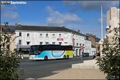 Mercedes-Benz Tourismo – Transdev CTA (Compagnie des Transports de l'Atlantique) (STAO PL, Société des Transports par Autocars de l'Ouest – Pays de la Loire) / Pays de la Loire / Nouvelle Aquitaine n°25406