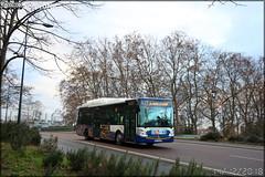 Irisbus Citélis  12 CNG – Tisséo n°0920