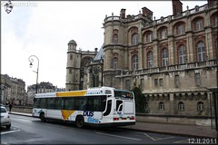 Heuliez Bus GX 317 – TVO (Transports du Val-d'Oise) (Veolia Transport) / STIF (Syndicat des Transports d'Île-de-France) / Bus en Seine n°294