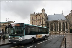 Irisbus Citélis Line – RATP (Régie Autonome des Transports Parisiens) / STIF (Syndicat des Transports d'Île-de-France) n°3421
