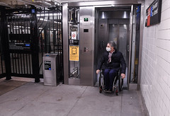 Greenpoint Av G Station Now Fully Accessible