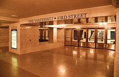 Grand Opening of New Entrances to Grand Central from One Vanderbilt Avenue