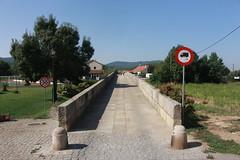 Ponte Medieval da Ribeira de Meimoa em Meimoa, Penamacor