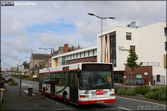 Heuliez Bus GX 317 – TPC (Transports Publics du Choletais) / CholetBus n°64