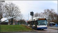 Heuliez Bus GX 317 GNV – Tisséo n°0308