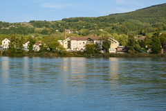 Rhône @ Seyssel (Ain)