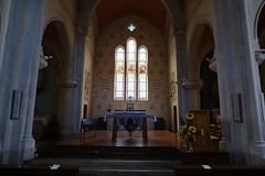 Autel @ Église Saint-François-de-Sales @ Seyssel (Ain)